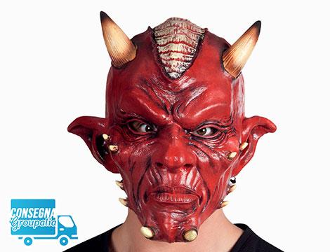Maschera Diavolo Deluxe