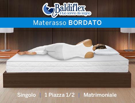 Materasso bordato Baldiflex_N