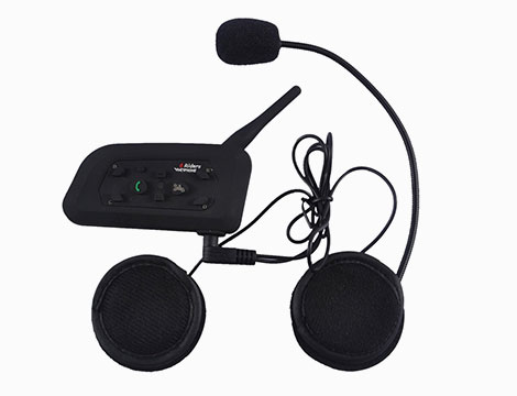 Microfono Cuffie Auricolari Moto_N