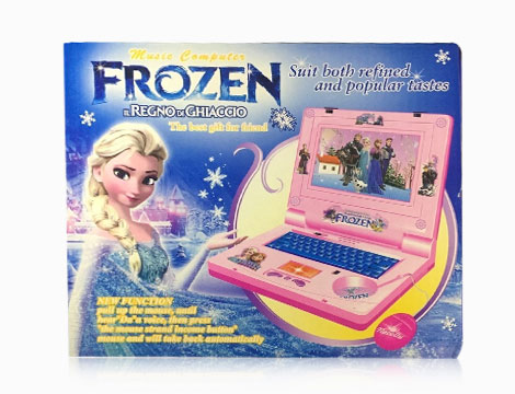 Mini PC musicale gioco Frozen_N