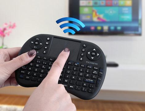Mini tastiera wireless_N