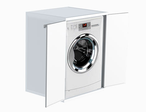 Mobile copri lavatrice_N