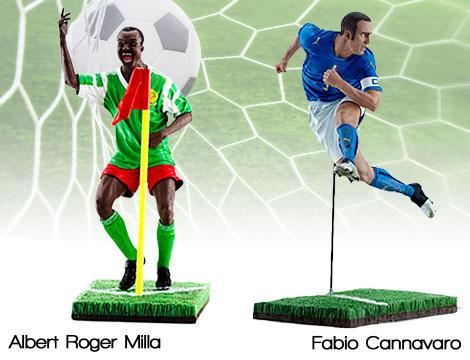 Modellini icone del calcio_N