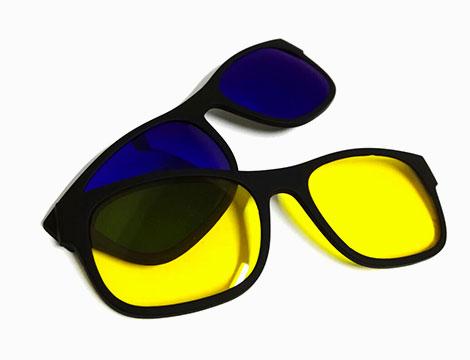 Occhiali 3in1 magic vision