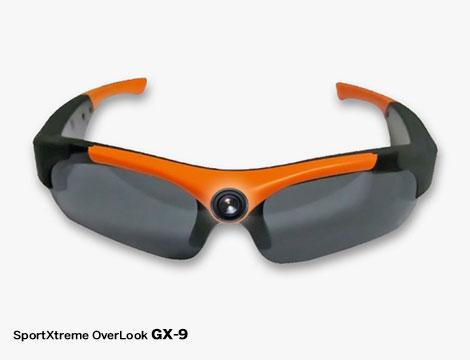 Occhiali con videocamera SportXtreme OverLook