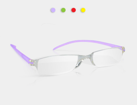 Occhiali da lettura color block GRATIS