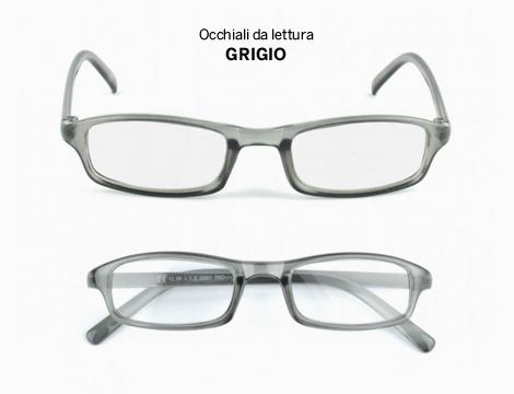 Occhiali da lettura unisex basic style