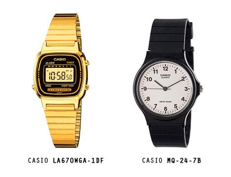 Orologi Casio Vintage_N