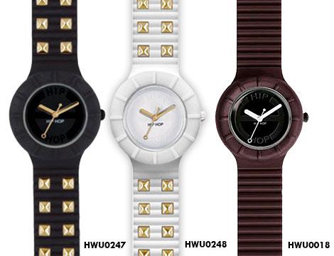Orologi Hip Hop vari colori_N