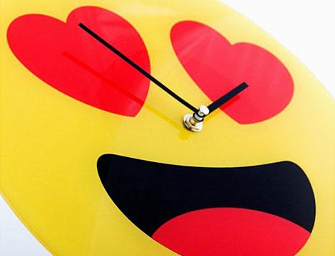 Orologi da parete emoticons_N
