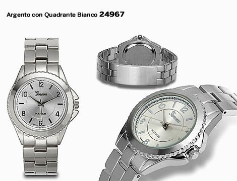 Orologi donna Ginevra Platinum_N