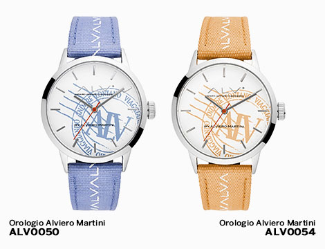 Orologio Alviero Martini_N