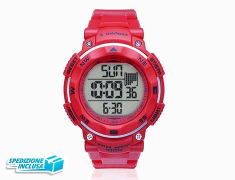 Orologio Diadora digitale_N