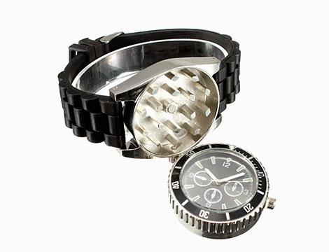 Orologio da polso con grinder_N
