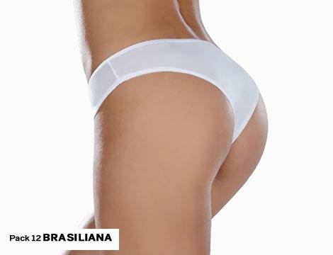 Pack 12 slip o brasiliana da donna_N