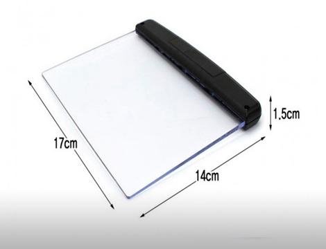Pannello LED per lettura GRATIS