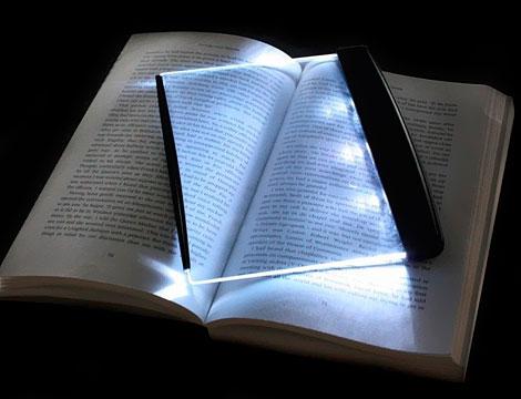 Pannello LED per lettura_N