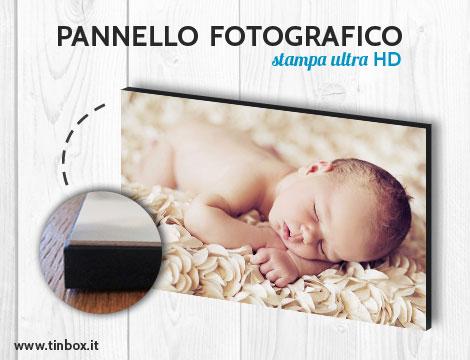 Pannello Fotografico Personalizzato_N