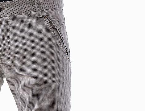 Pantalone fantasia Absolut Joy dettaglio