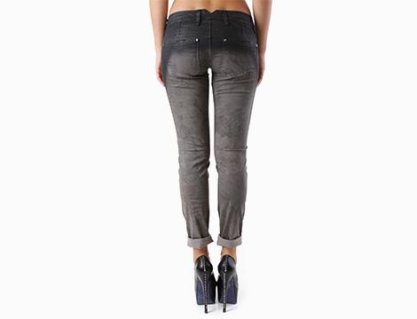 Pantalone nero Sexy Woman retro