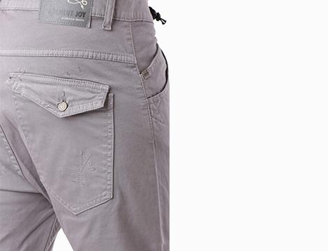 Pantalone uomo a vita bassa Absolut Joy dettaglio due