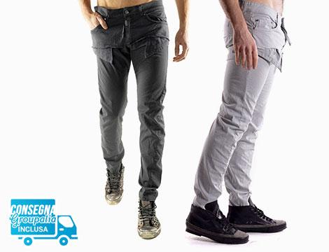 Pantaloni con tasche Absolut Joy