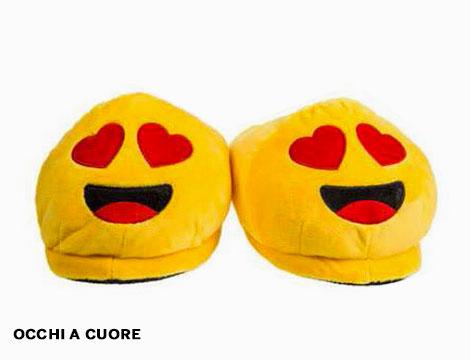 Pantofole emoticon unisex_N