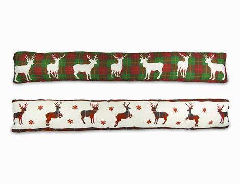 paraspifferi natalizio con renne