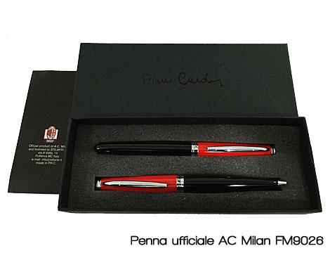 Penne ufficiali AC Milan_N