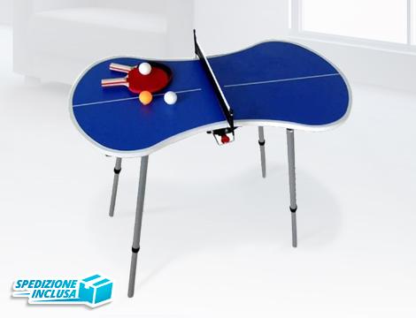 Ping pong Portatile