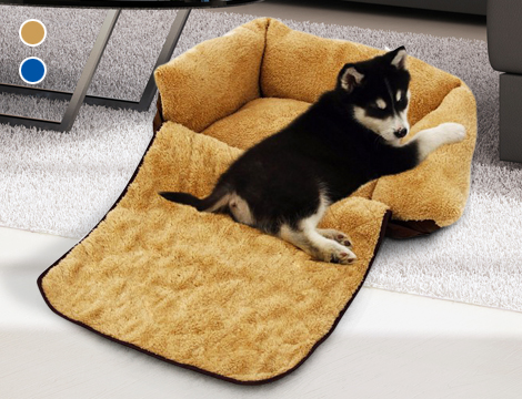 Poltroncina 2 in 1 per cani