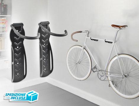 Porta bicicletta da parete_N