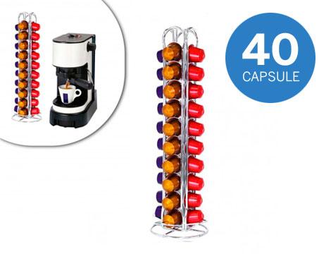 Porta capsule caffè Nespresso_N