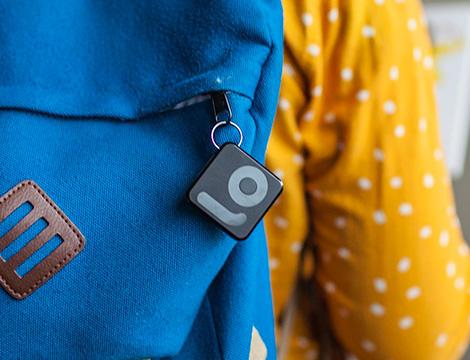 Portachiavi intelligente ritrova oggetti Filo bluetooth vari colori