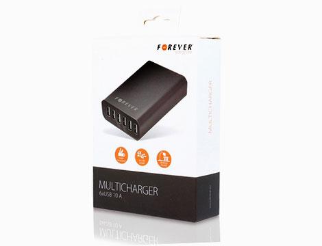 Powerbank 10 mila mAh con 6 USB_N