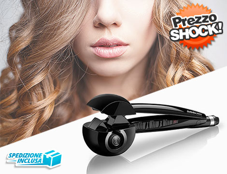 Arricciacapelli Babyliss Pro Perfect Curl_N