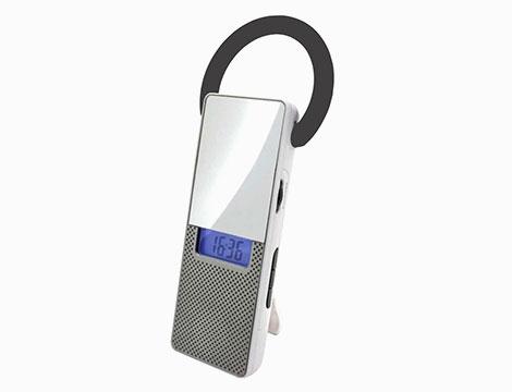 Radio portatile per doccia_N