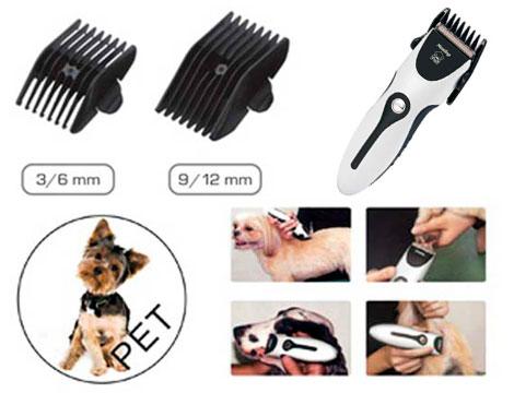 Rasoio o tosatore per cani_N