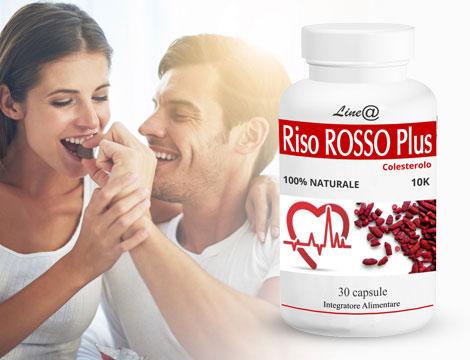 Fino a 60 compresse Riso Rosso Plus_N