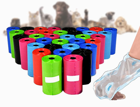 sacchetti igienici per animali_N