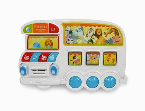Safari bus gioco per bambini_N