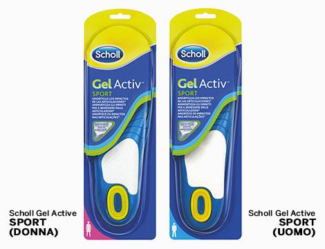 Scholl Gel Active_N