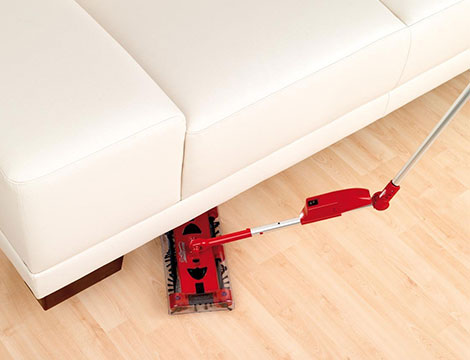 Scopa Elettrica Swivel Sweeper_N
