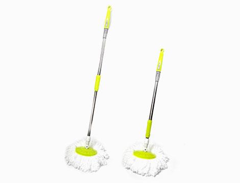 Scopa mop in microfibra