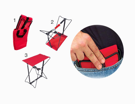 Handy Chair sedia portatile_N
