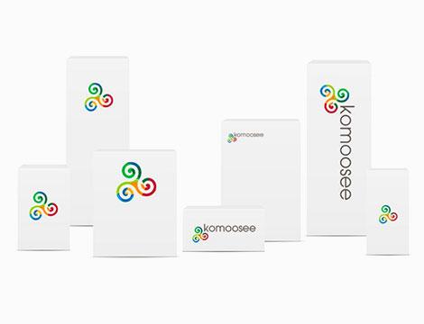 Cesto natalizio Komoosee e gift card Amazon €40