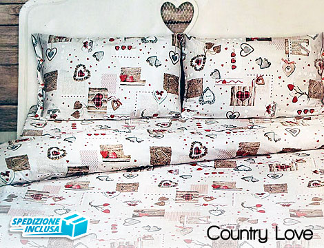 serie letto Country Love_N