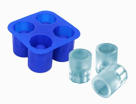 Set 8 stampi per bicchierini di ghiaccio