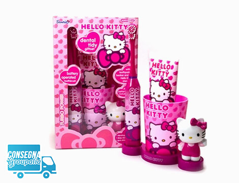 Set Oral Care Hello Kitty