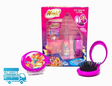 Set Oral Care delle Winx